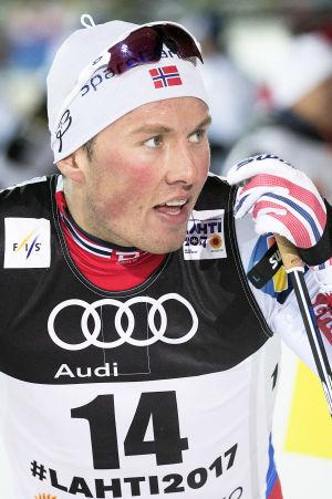 Emil Iversen, Norge