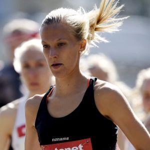 Camilla Richardsson vinner terräng-FM.