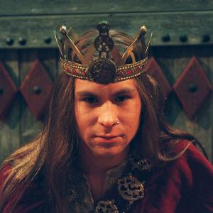 Kuningas Radomir (Jaska Raatikainen).