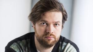 Näytelmäkirjailija Johannes Ekholm