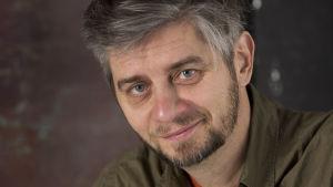 Kirjailija Reidar Palmgren
