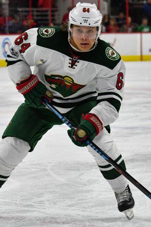 Mikael Granlund, Minnesota Wild