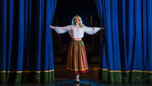 Viron kansallisooppera Estonian solisti Kristel Pärtna