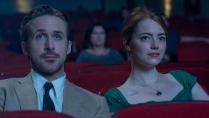 Ryan Gosling ja joku tyttö