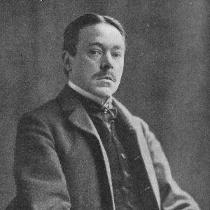 Hjalmar Söderberg, tidigt 1900-tal.