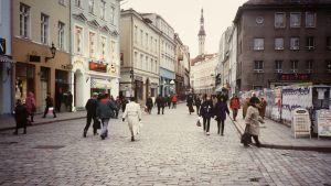 Gatuliv i Tallinn 1998.