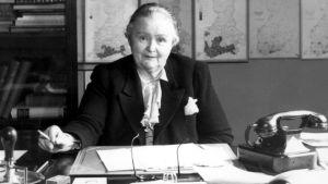 Yleisradio Oy:n pääjohtaja Hella WUOLIJOKI 22.5.1945
