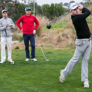 golfspelaren oliver lindell från borgå