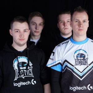 RCTIC eSports -organisaation CS:GO-joukkue