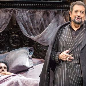 Plácido Domingo oopperan Gianni Schicchi nimiosassa