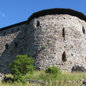 Raseborgs ruiner.
