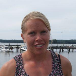 Ekenäsbon Anne Rikala deltar i VM i paddling.