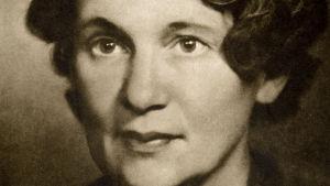 Kirjailija Katri Vala 1930-luvulla