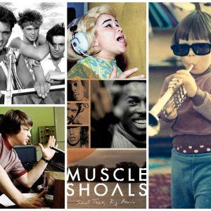 Kooste Teeman kesän 2017 musiikkidokumenttien kuvista.