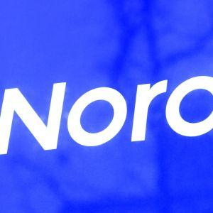 Detalj fårn Nordeas kontor på Mannerheimvägen i Helsingfors.