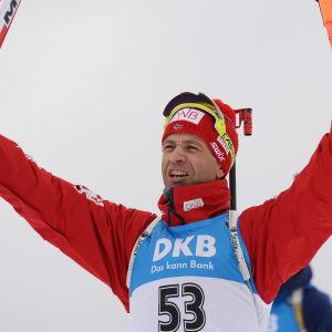 Ole Einar Bjørndalen, VM 2016.