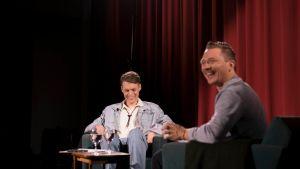 Fredrik Furu intervjuar Mattias Björkas.