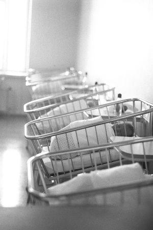 Nyfödda spädbarn, Yle 1969