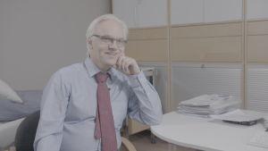 läkaren Olli Polo osm behandlar ME/CFS