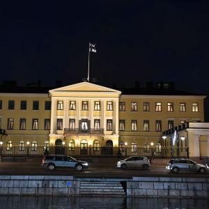 Presidentens slott.
