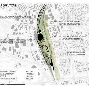 Oulun suunnittelua
