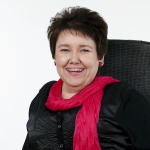 Carola Lithén (SFP) kandiderar i Vasa valkrets.
