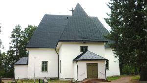 Lappträsk kyrka