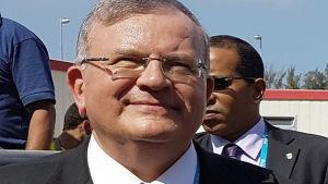 Greklands ambassadör i Brasilien Kyriakos Amiridis.
