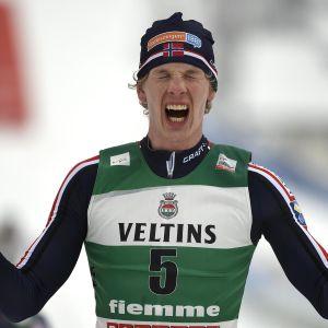 Magnus Krog, februari 2016.
