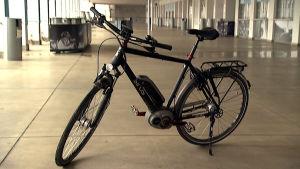 Staiger Sinus BC50 -sähköpolkupyörä.