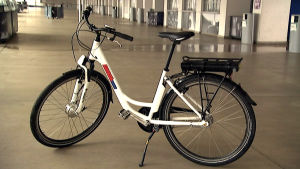 Boostbike City -sähköpolkupyörä