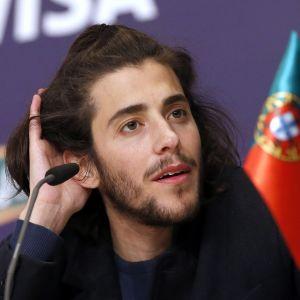 Eurovisionsvinnaren Salvador Sobral fick nytt hjärta.