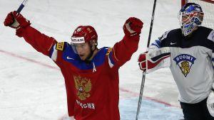 Vadim Sjipatjov jublar i VM:s bronsmatch.