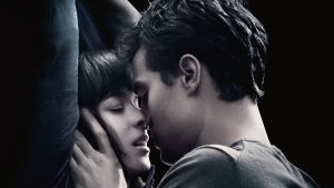 Filmplansh för Fifty shades of Grey