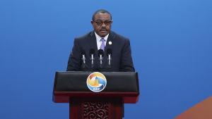 Hailemariam Desalegn 14.5.2017.