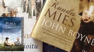 John Boynen romaanisuomennosten kansia.
