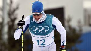 Matti Heikkinen i OS