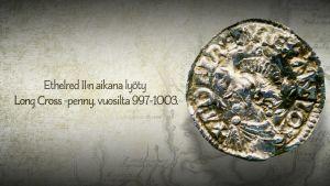 Viikinkiaikainen hopeakolikko