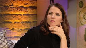 Näyttelijä Anna Paavilainen