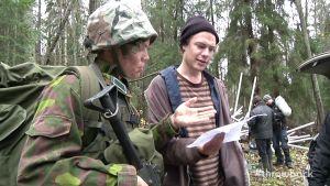 Kuvassa Antti Väre ja Juha Lankinen