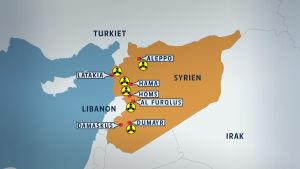Kemiska vapen i Syrien