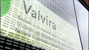 Valviran toimisto Helsingin Sörnäisissä.