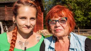 Ida Schlizewski Riitta Rantanen