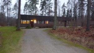 Familjerådgivningscentralen på Orkdalsvägen 6 i Pojo kyrkby.