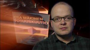 Stradassa Esa Mäkinen.
