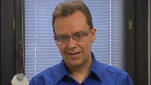 KAVI:n tutkija Juha Seitajärvi