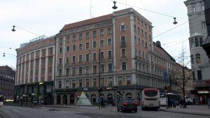 Helsingin sovittelutoimisto ulkoa