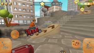 Oululainen Fingersoft on julkaissut Viima Games -yhtiön pelin Fail hard.