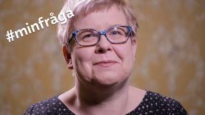 Litteraturvetaren Mia Österlund