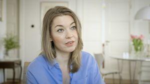 Författaren Karolina Ramqvist